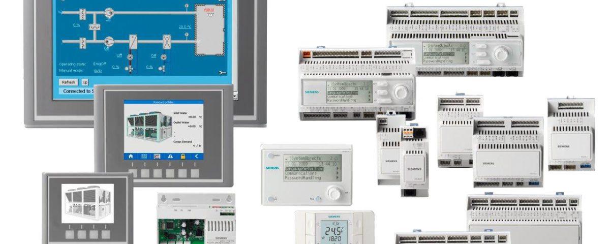 Siemens Climatix säädin