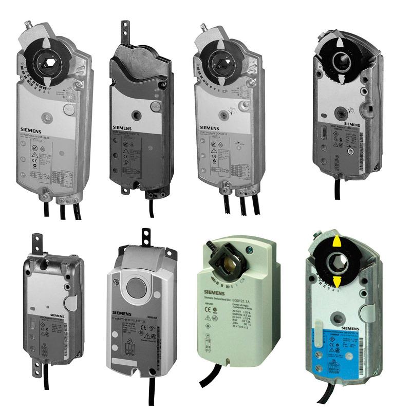 Siemens peltimoottorit