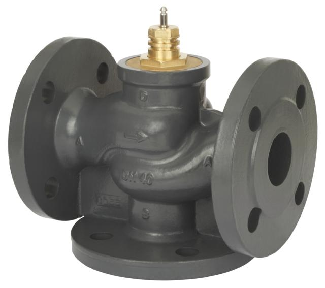 3-way seated valve type VF 3